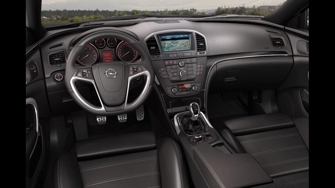 Opel Insignia Kaufberatung, Ausstattungslinie OPC-Line