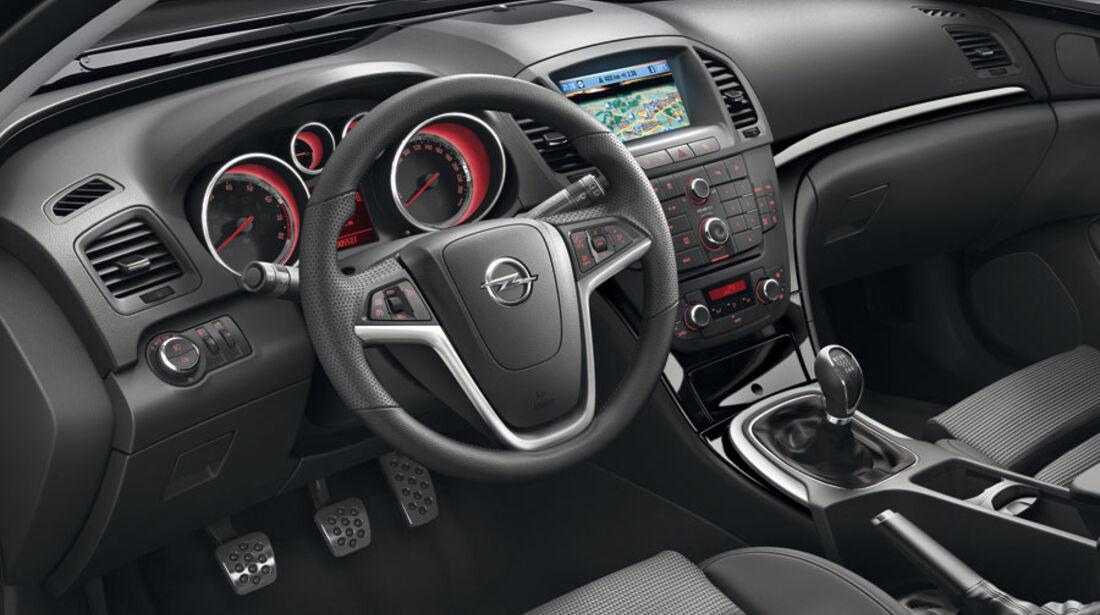 Opel Insignia Kaufberatung, Ausstattungslinie Sport