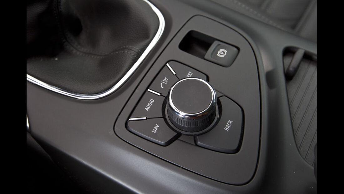 Opel Insignia Kaufberatung, Infotainment