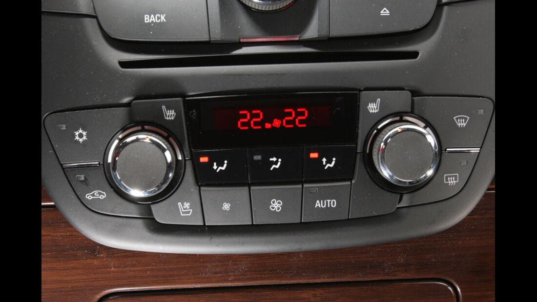 Opel Insignia Kaufberatung, Klimaautomatik