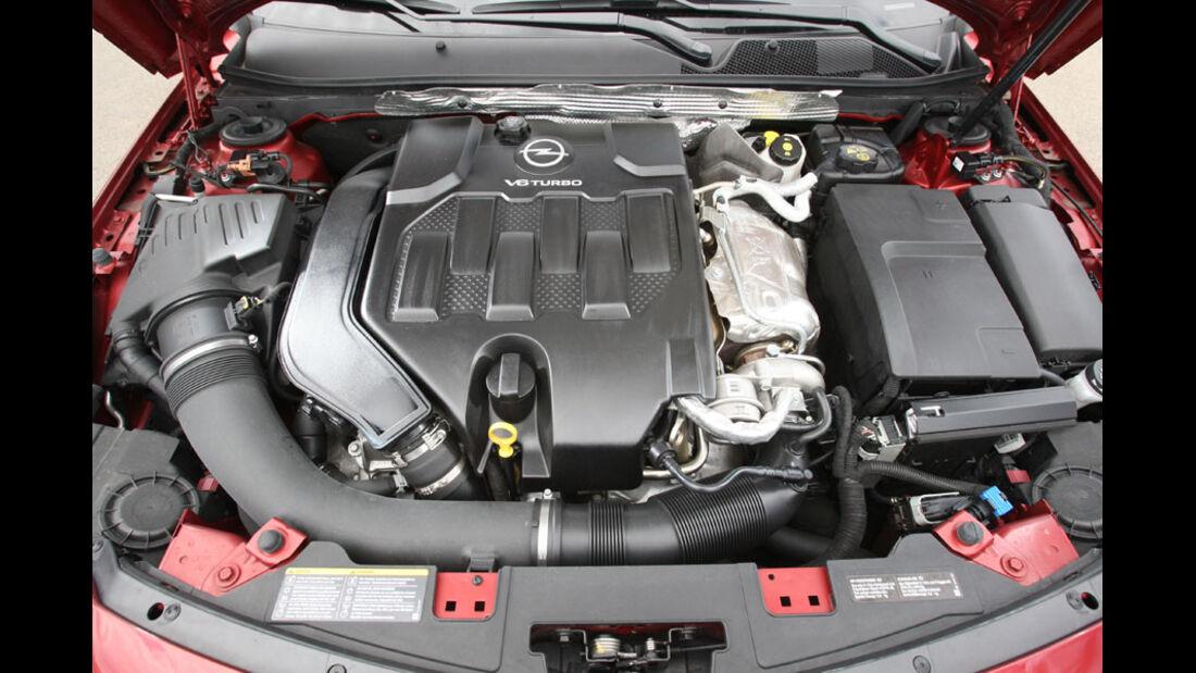 Opel Insignia Kaufberatung, Motor, Insignia 2.8 Turbo
