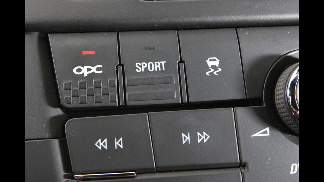 Opel Insignia Kaufberatung, OPC-Sportfahrwerk
