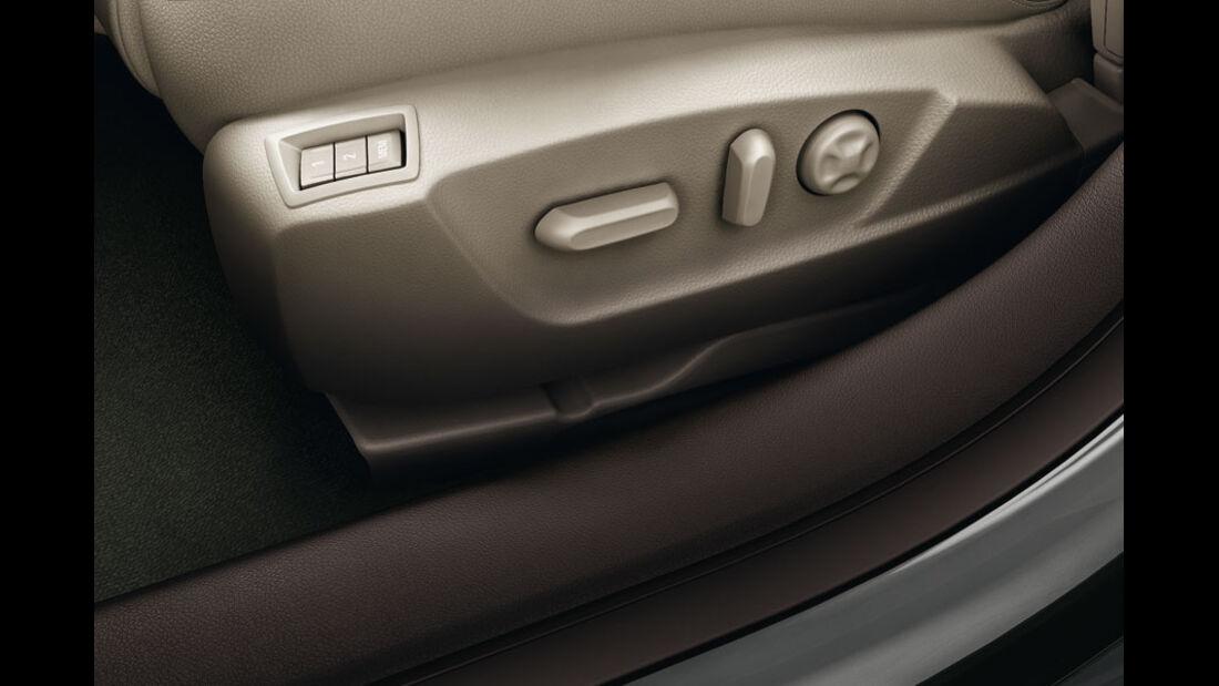Opel Insignia Kaufberatung, Sitzverstellung