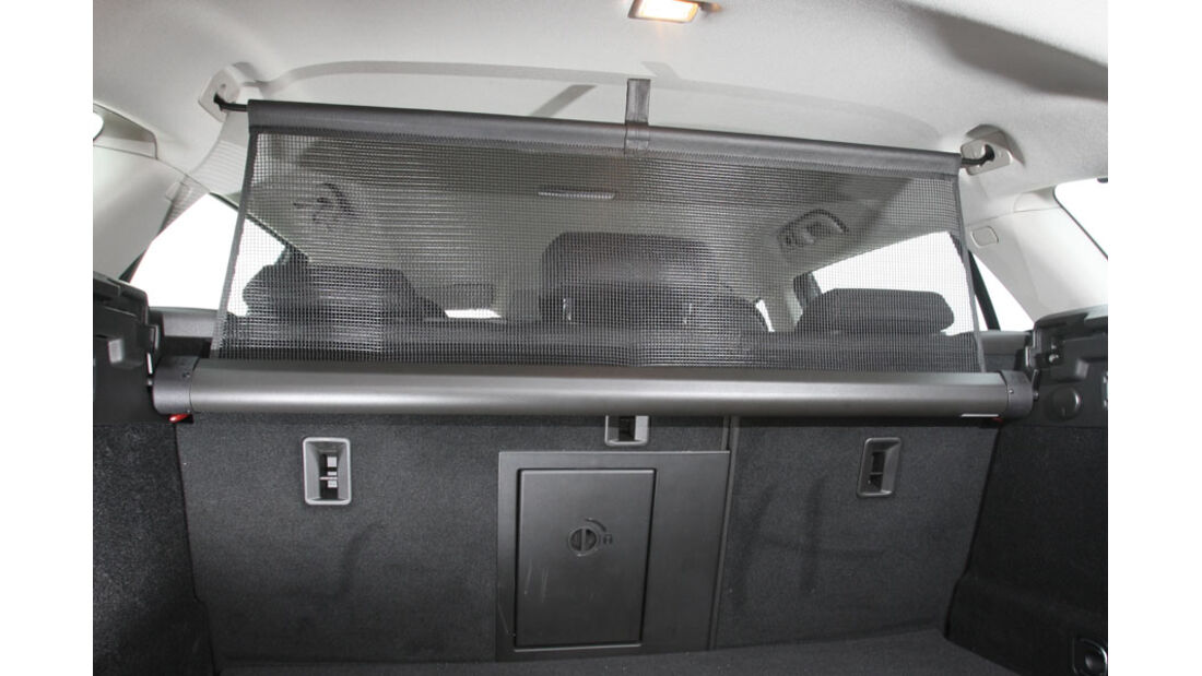 Opel Insignia Kaufberatung, Trennnetz
