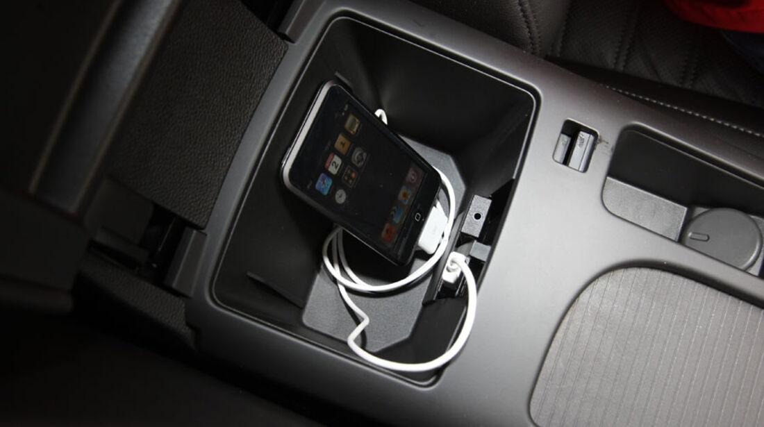 Opel Insignia Kaufberatung, USB-Anschluss