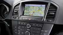 Opel Insignia Modelljahr 2012, Navigationssystem