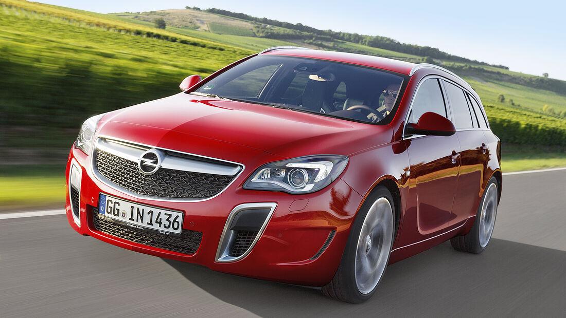Opel Insignia OPC, Exterieur