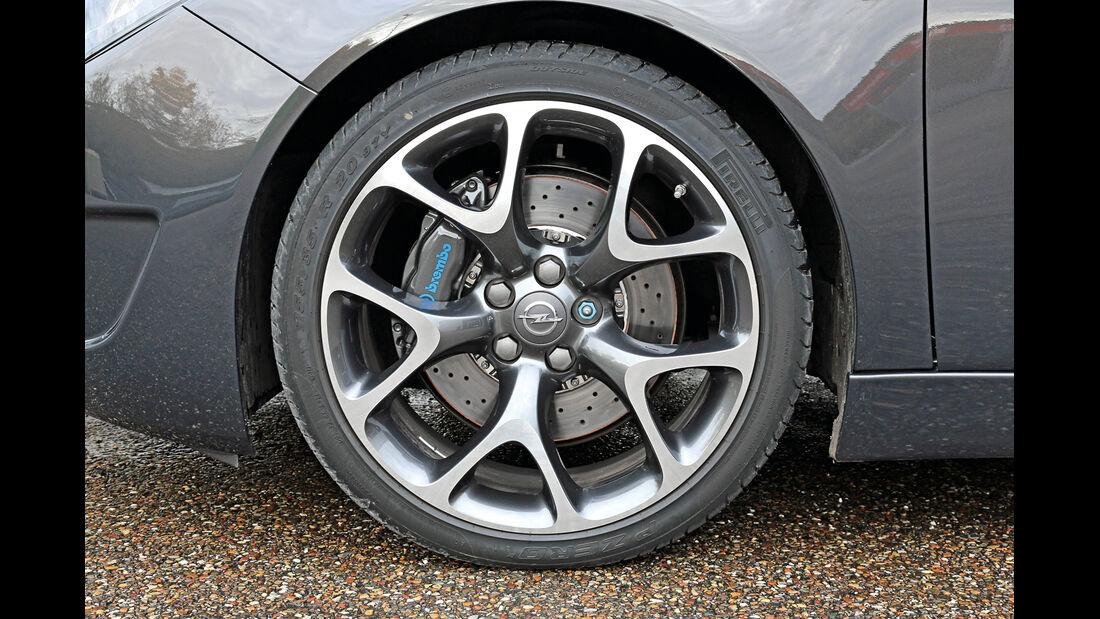 Opel Insignia OPC Sports Tourer Unlimited, Rad, Felge