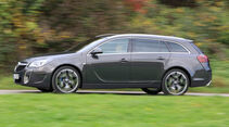 Opel Insignia OPC Sports Tourer Unlimited, Seitenansicht
