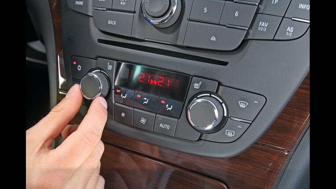 Opel Insignia, Opel Corsa, Radio