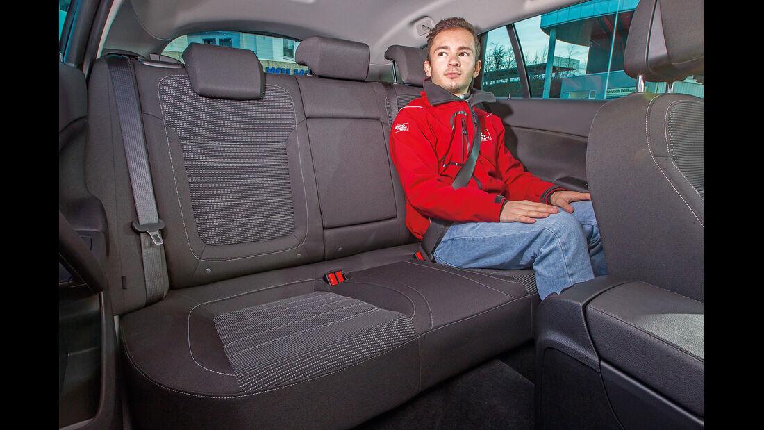 Opel Insignia ST 2.0 CDTI, Fonsitz