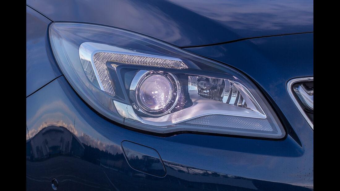 Opel Insignia ST 2.0 CDTI, Frontscheinwerfer