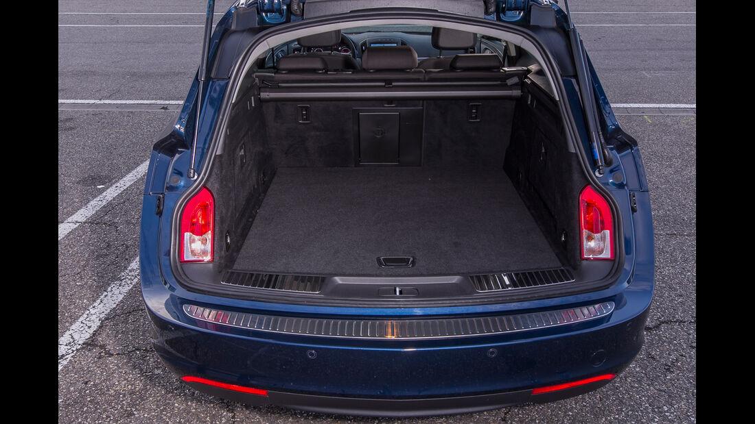 Opel Insignia ST 2.0 CDTI, Kofferraum