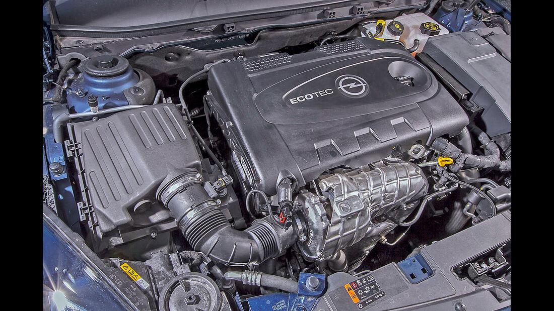Opel Insignia ST 2.0 CDTI, Motor