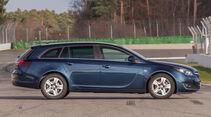 Opel Insignia ST 2.0 CDTI, Seitenansicht