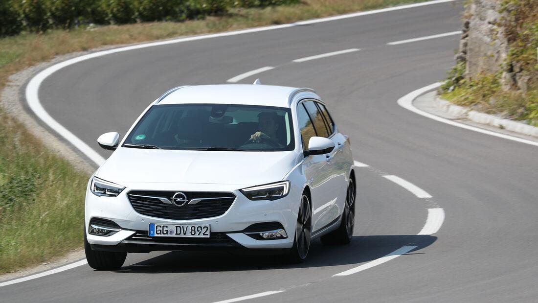 Opel Insignia ST 2.0 D, Exterieur