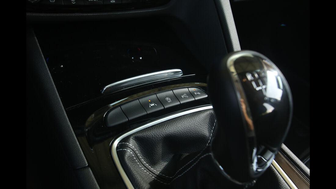 Opel Insignia ST 2.0 D, Interieur
