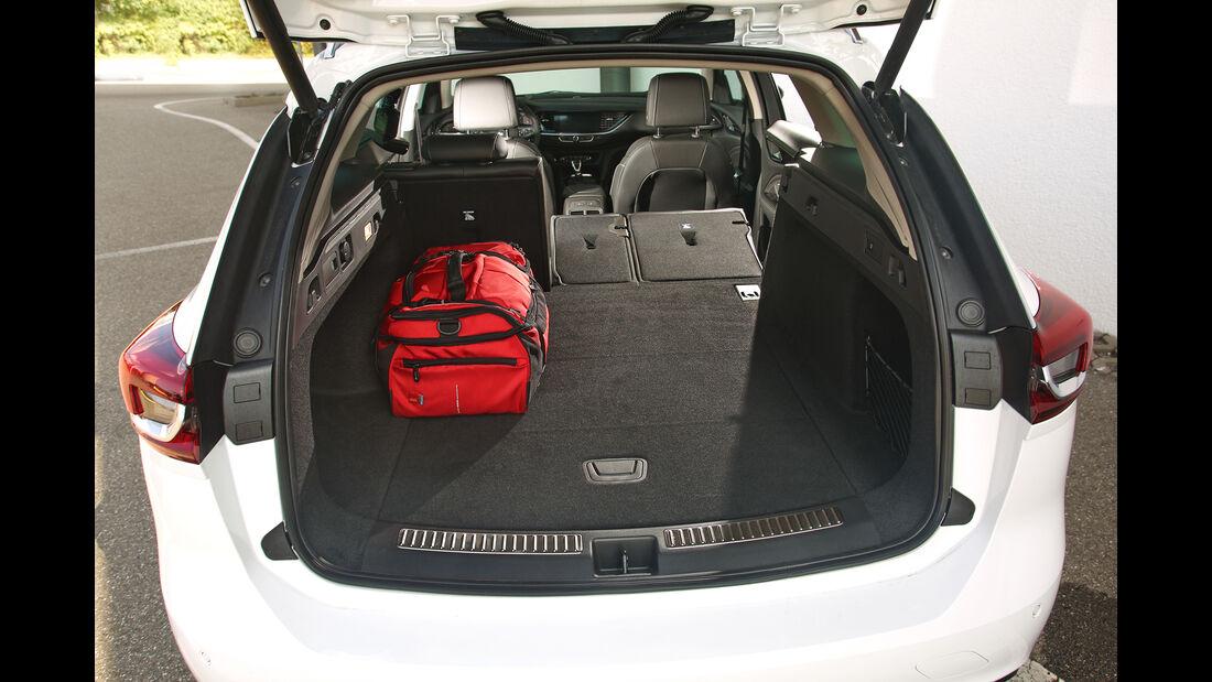 Opel Insignia ST 2.0 D, Kofferraum