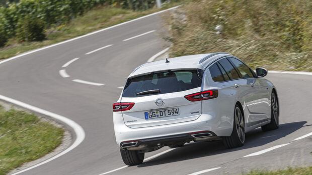 Opel Insignia ST, Exterieur