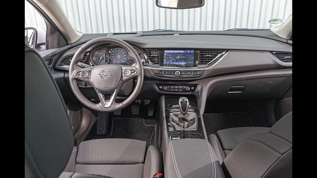 Opel Insignia ST, Interieur