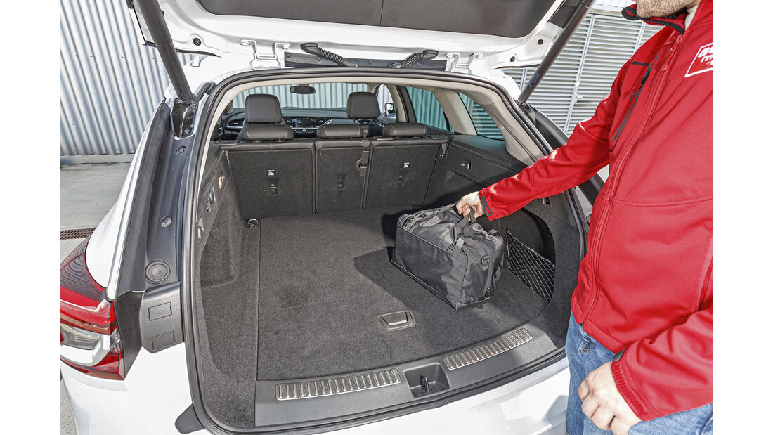 Opel Insignia ST, Kofferraum
