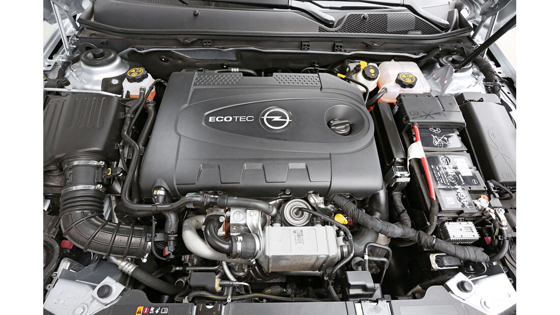 Opel Insignia Sports Tourer 2.0 BiT CDTi, Motor