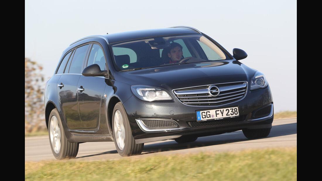 Opel Insignia Sports Tourer 2.0 CDTI, Frontansicht