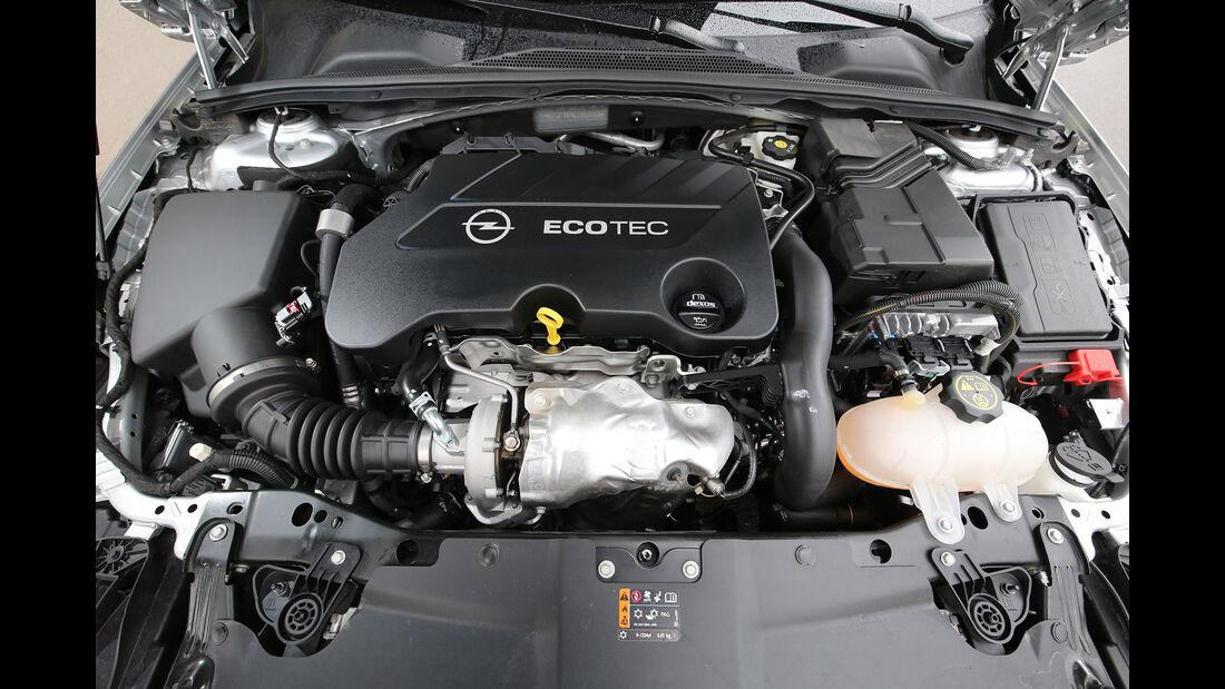 Opel Insignia Sports Tourer 2.0 Diesel, Motor