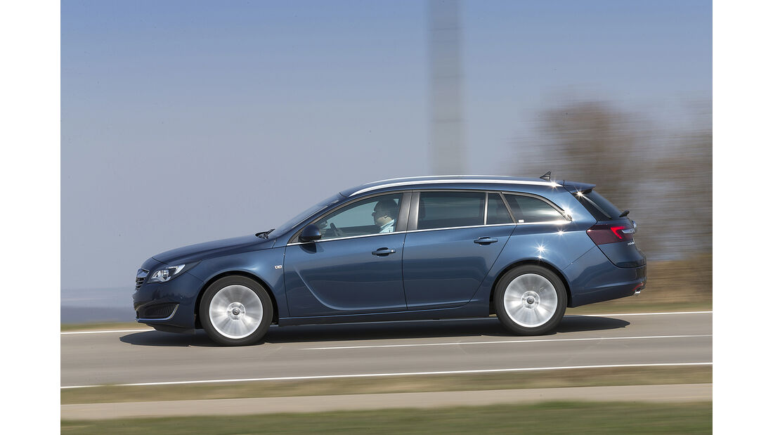 Opel Insignia Sports Tourer, Exterieur