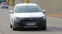 Opel Insignia Sports Tourer Facelift Erlkönig