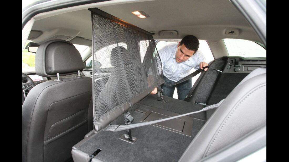 Opel Insignia Sports Tourer Gepäcknetz