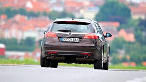 Opel Insignia Sports Tourer, Heck, Rückansicht