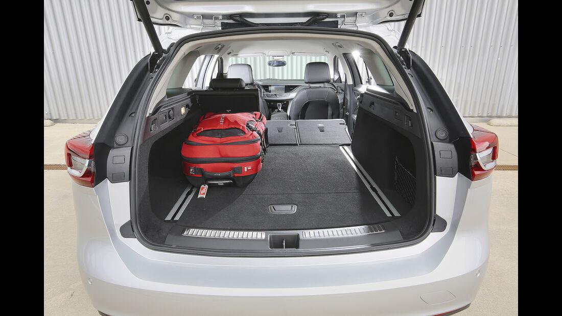Opel Insignia Sports Tourer, Interieur, Kofferraum