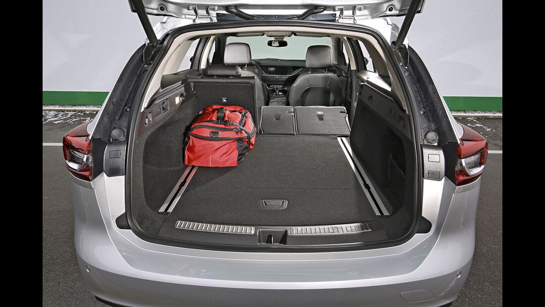 Opel Insignia Sports Tourer, Kofferraum