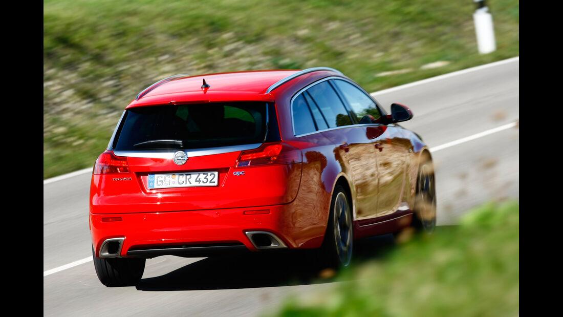 Opel Insignia Dauertest