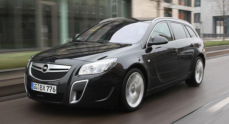 Opel Insignia Sports Tourer OPC