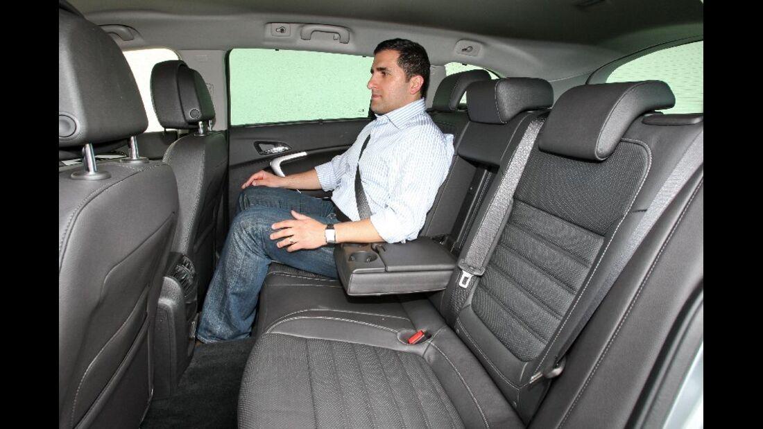 Opel Insignia Sports Tourer Rücksitzbank