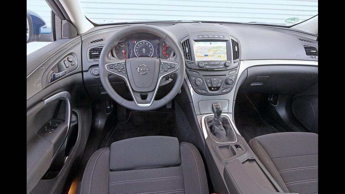 Opel Insignia Sports Tourer S.T. 2.0 CDTI, Cockpit