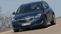 Opel Insignia Sports Tourer S.T. 2.0 CDTI, Frontansicht