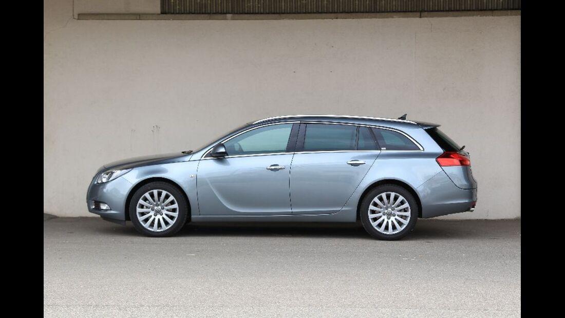 Opel Insignia Sports Tourer Seite