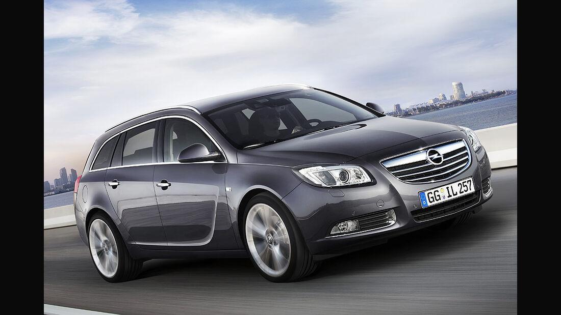 Opel Insignia Sportscoupe, dynamisch, 0209