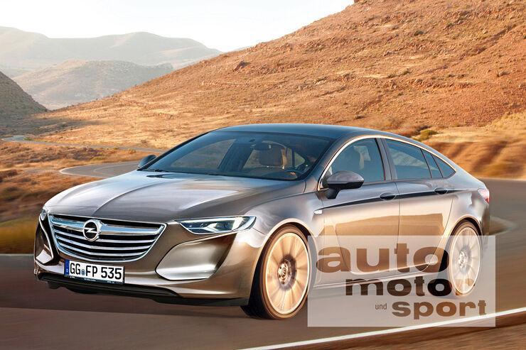 Opel Insignia Ab 2017 Alle Generationen Neue Modelle