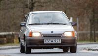Opel Kadett 1.6i, Frontansicht