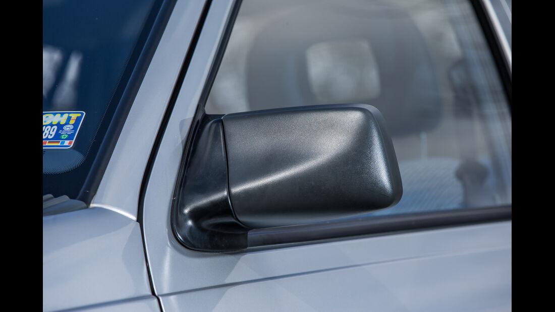 Opel Kadett 1.6i, Seitenspiegel