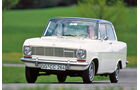 Opel Kadett A, Frontansicht