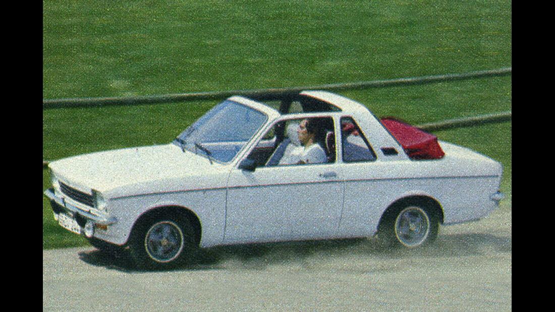Opel, Kadett Aero, IAA 1977