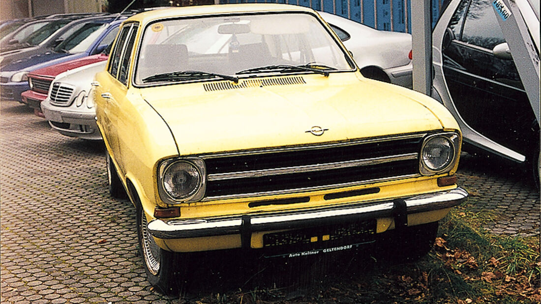 Opel Kadett B 1100