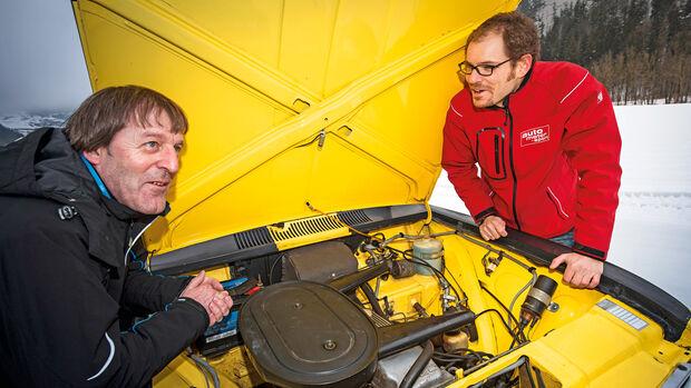 Opel Kadett B Coupé Rallye, Joachim Winkelhock