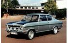 Opel Kadett B Coupé Rallye