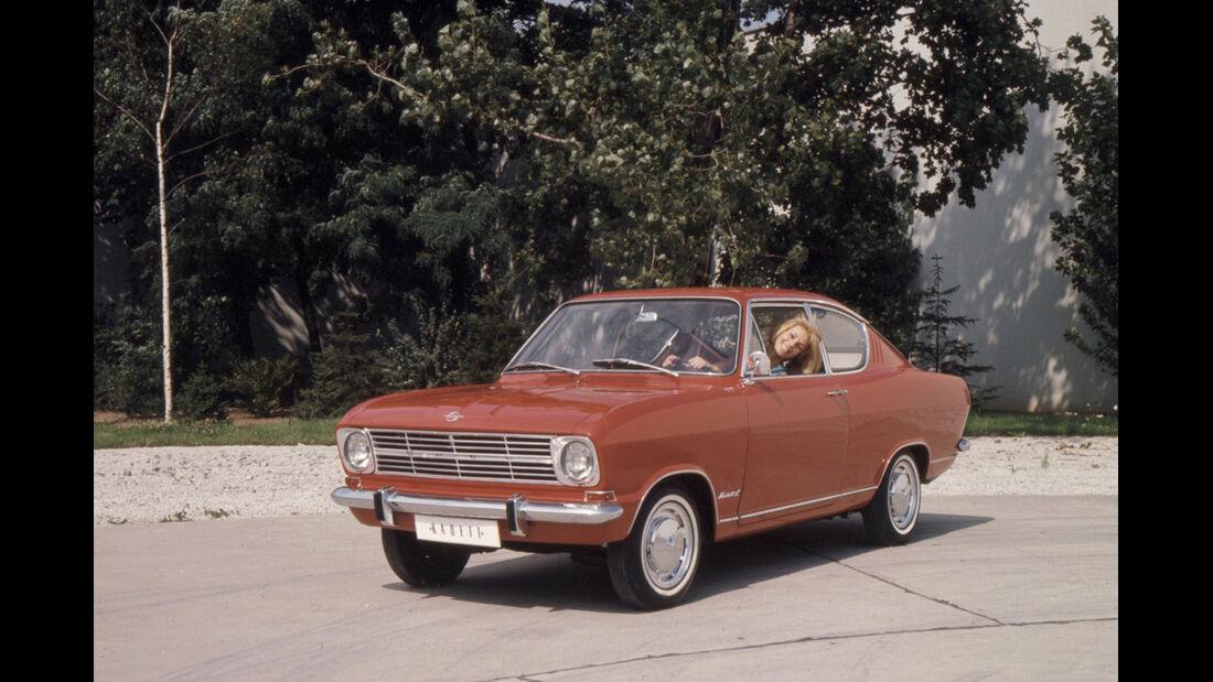 Opel Kadett B Coupe